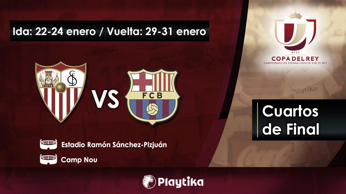 Sorteo de Copa de Rey: Al Sevilla le tocó el coco