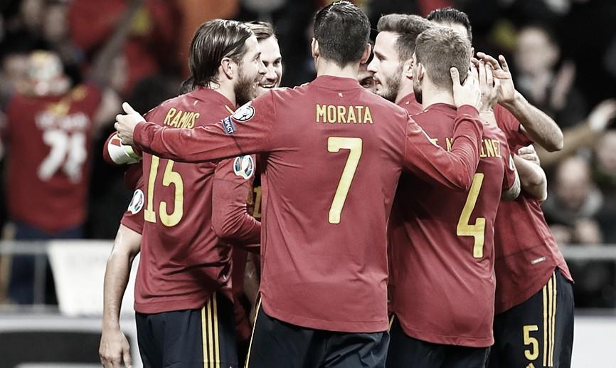 Holanda - España: amistoso en la nueva normalidad