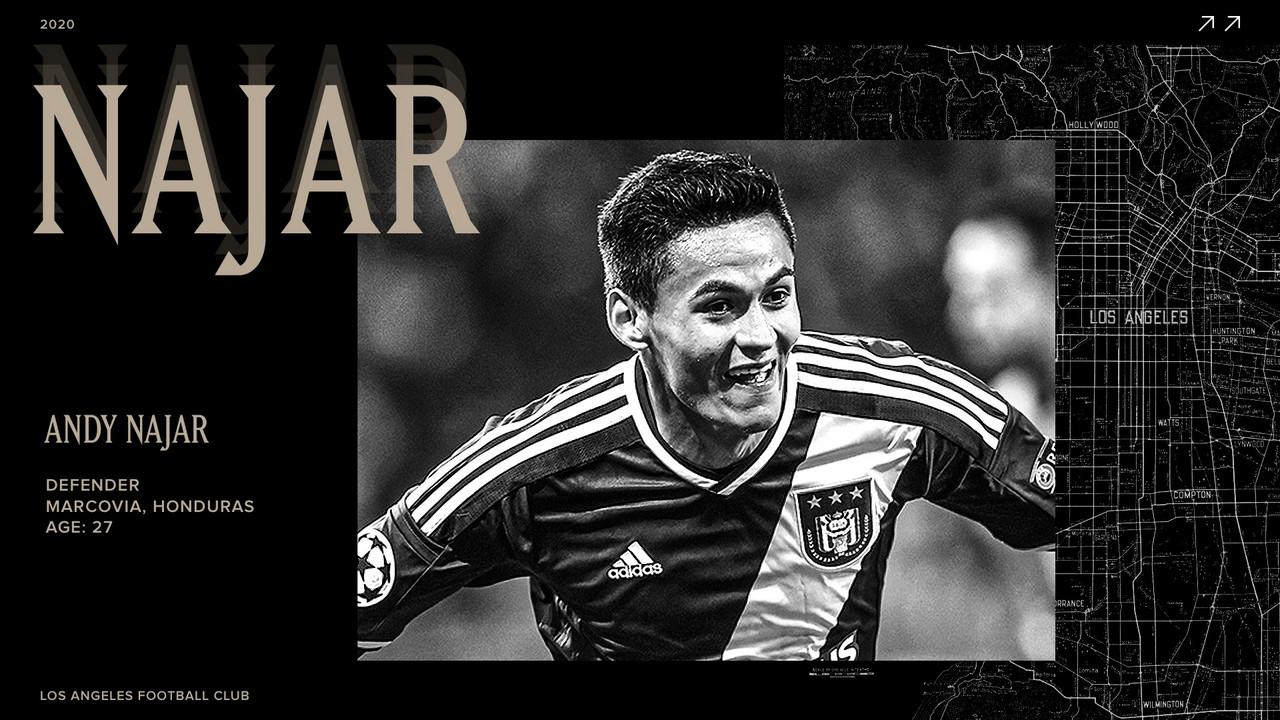 Andy Najar vuelve a la MLS