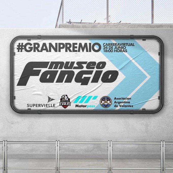 Gran Premio Museo Fangio