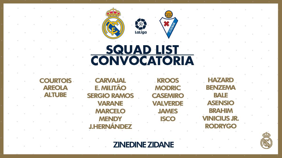 Zidane, con todo a por LaLiga