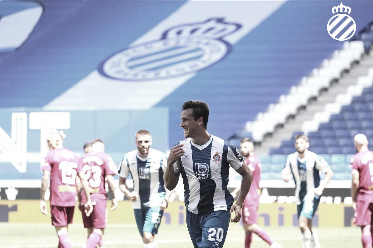 Un error infantil de Pacheco condena al Alavés