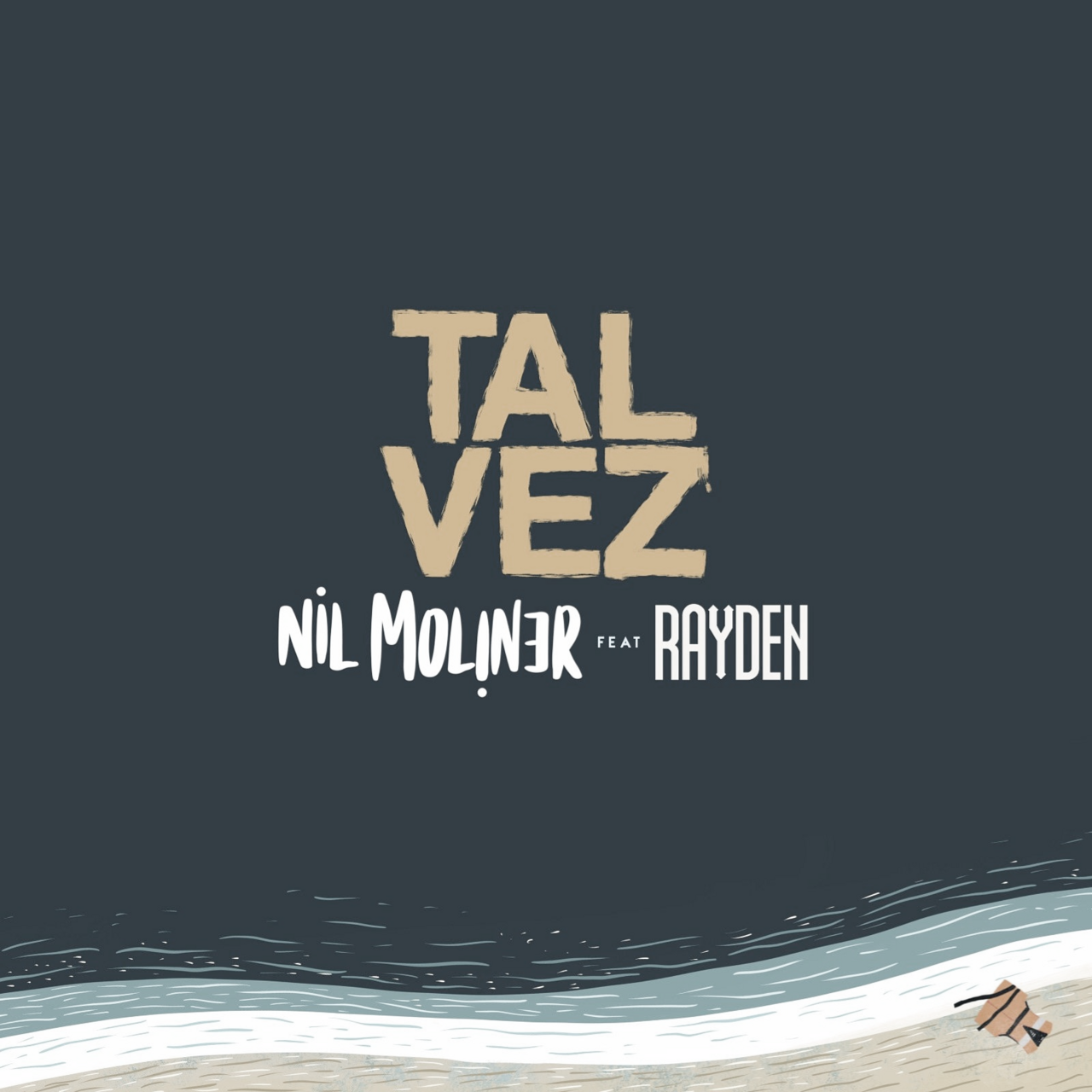 """""""Tal Vez"""", la nueva colaboración de Nil Moliner y Rayden"""