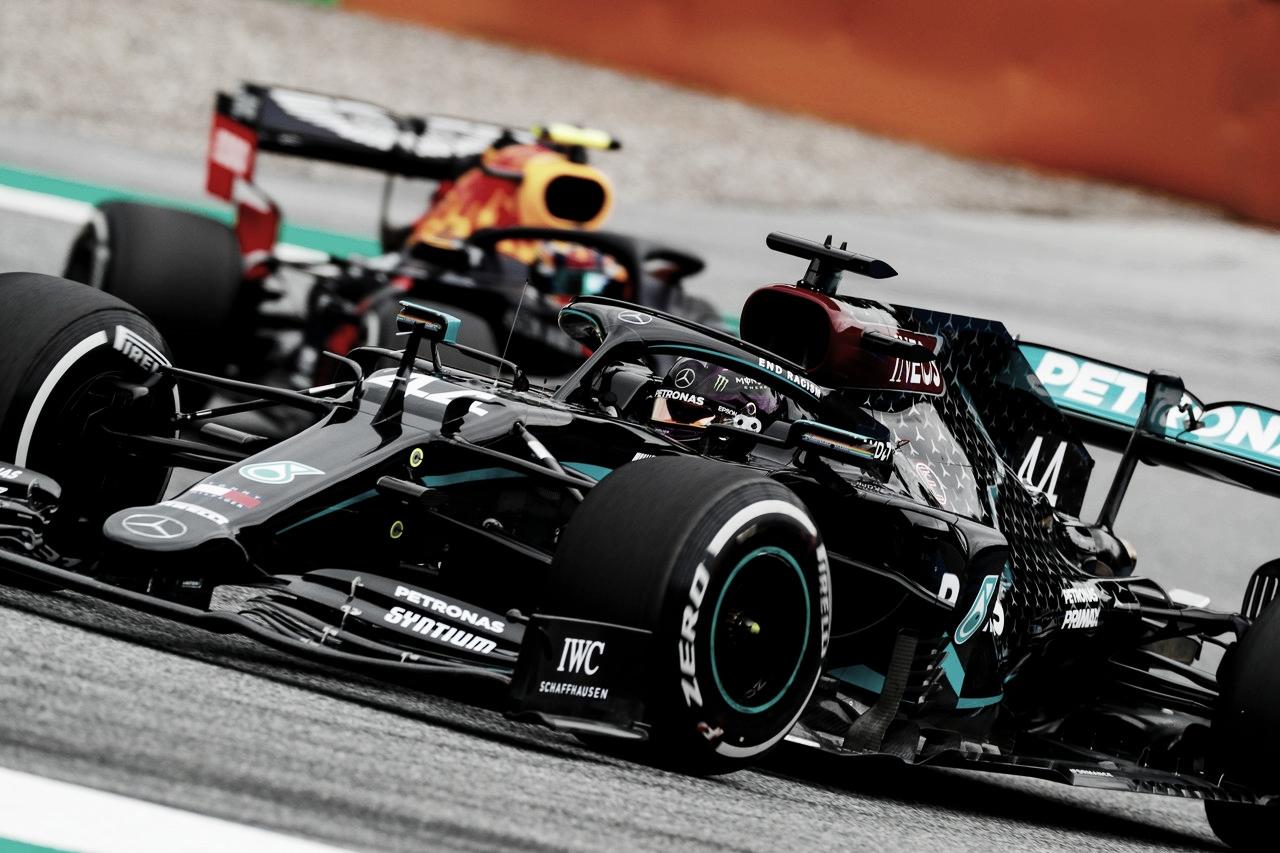 Volvió la F1 y fue dominio total de Hamilton