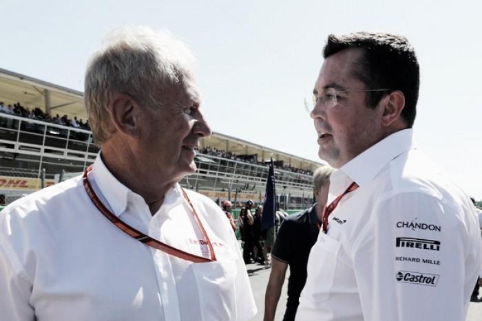 """Eric Boullier, sobre las mejoras del McLaren: """"No esperábamos ser tan competitivos"""""""