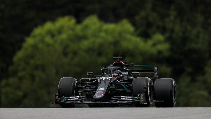 Formula 1, Gran Premio d'Austria: vola la Mercedes nelle libere 1