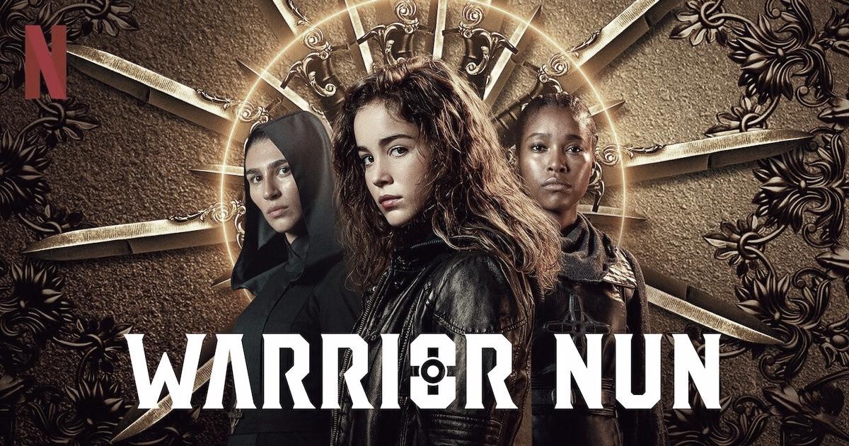 WARRIOR NUN: ¿Una monja guerrera en Málaga?