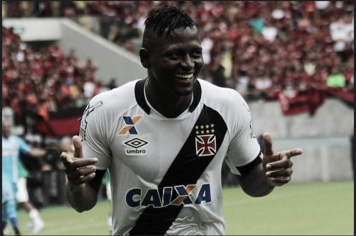 """Riascos publica carta de despedida ao Vasco: """"Para sempre estarão no meu coração"""""""