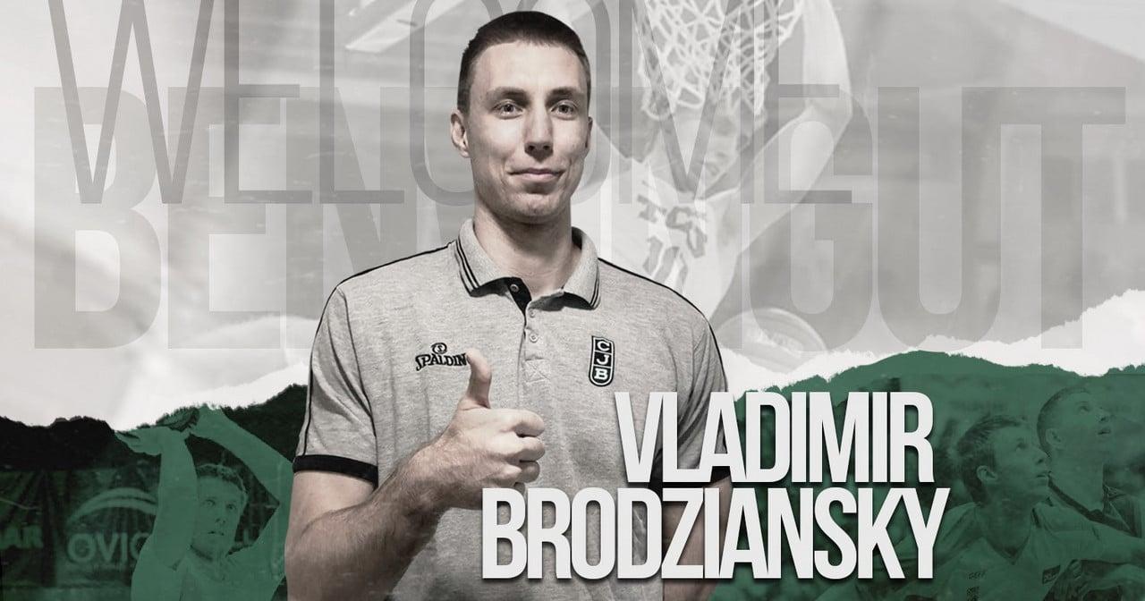 La Penya incorpora a Brodziansky para los dos próximos cursos