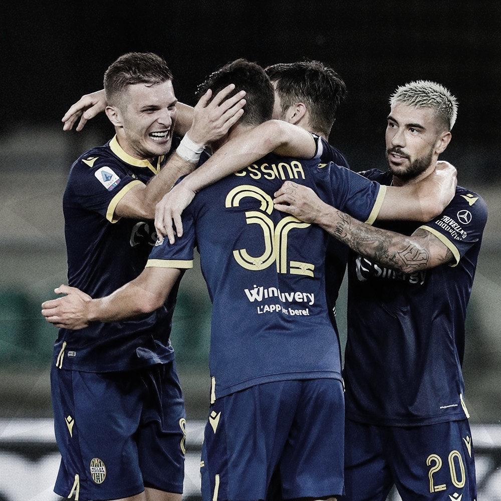 Hellas Verona supera Parma em jogo disputado e permanece na luta por vaga na Europa League