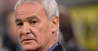 """Ranieri pungola i suoi: """"Non sono contento, salvo solo il risultato"""""""
