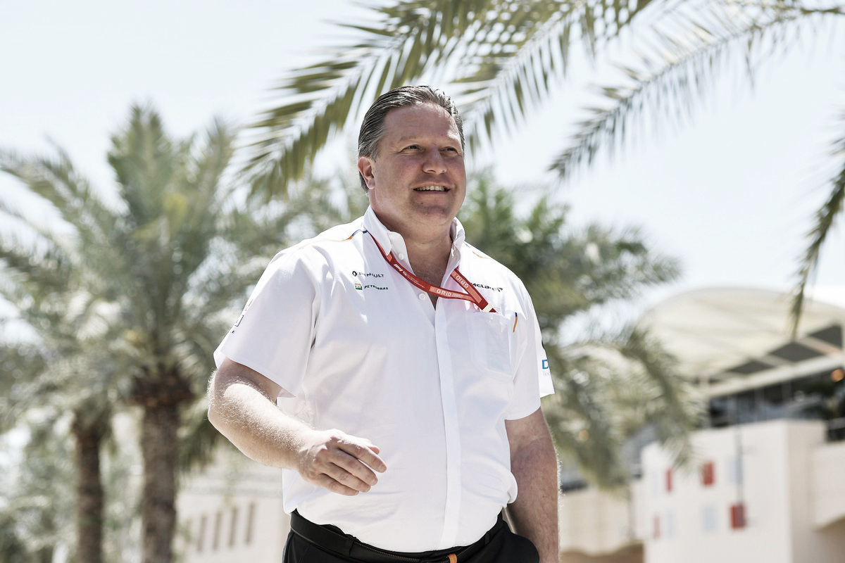 Zak Brown confirma Mclaren na Indy em 2020, sem tirar a prioridade da Fórmula 1