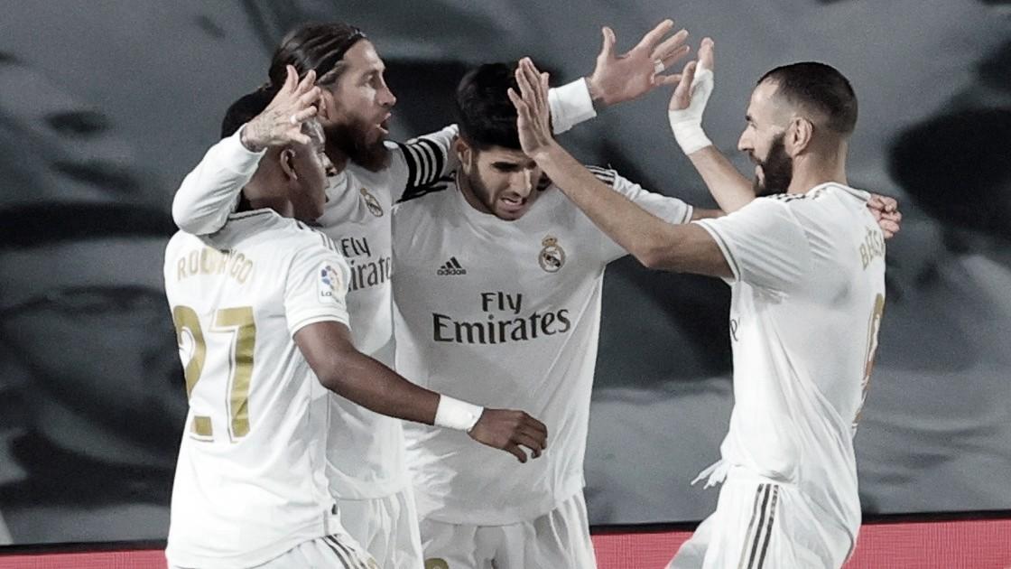 Com gol de Sergio Ramos, Real Madrid bate Getafe e aumentavantagem na liderança da LaLiga