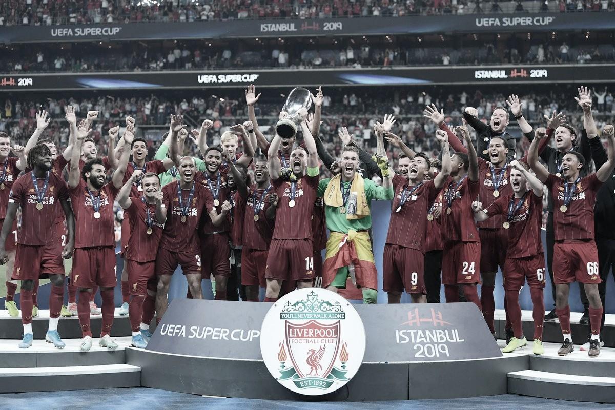 Liverpool bate Chelsea nos pênaltis e conquista Supercopa da Europa