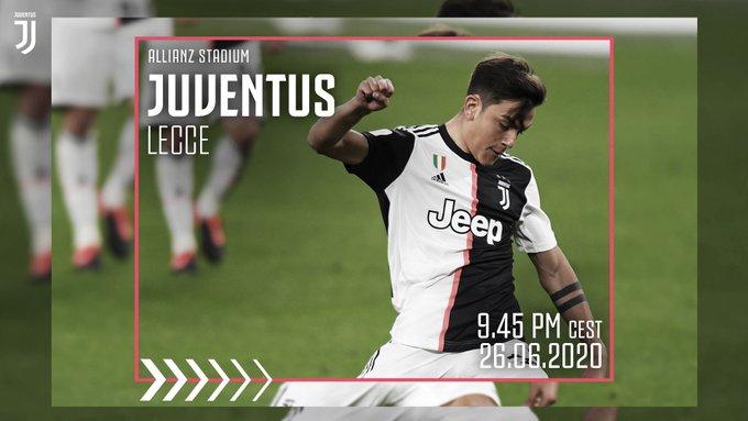 Serie A - La Juventus ospita il Lecce: i bianconeri tentano l'allungo in vetta