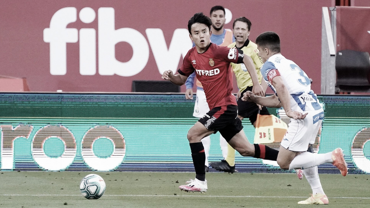 Análisis del próximo rival del Athletic: Oliver Atom juega en Mallorca