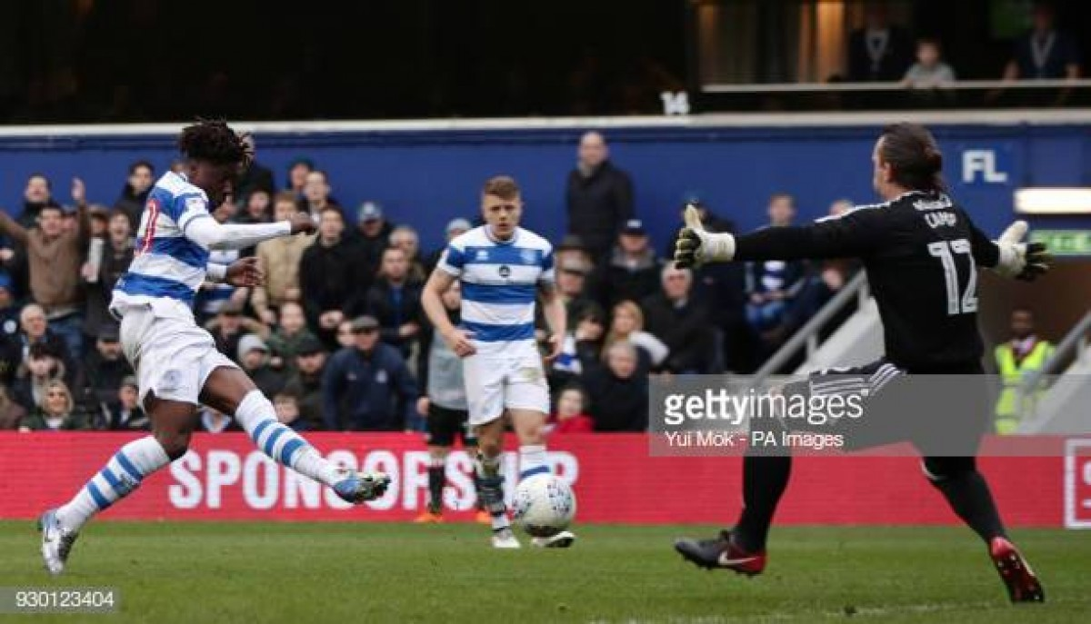 QPR youngster Ebere Eze signs new contract