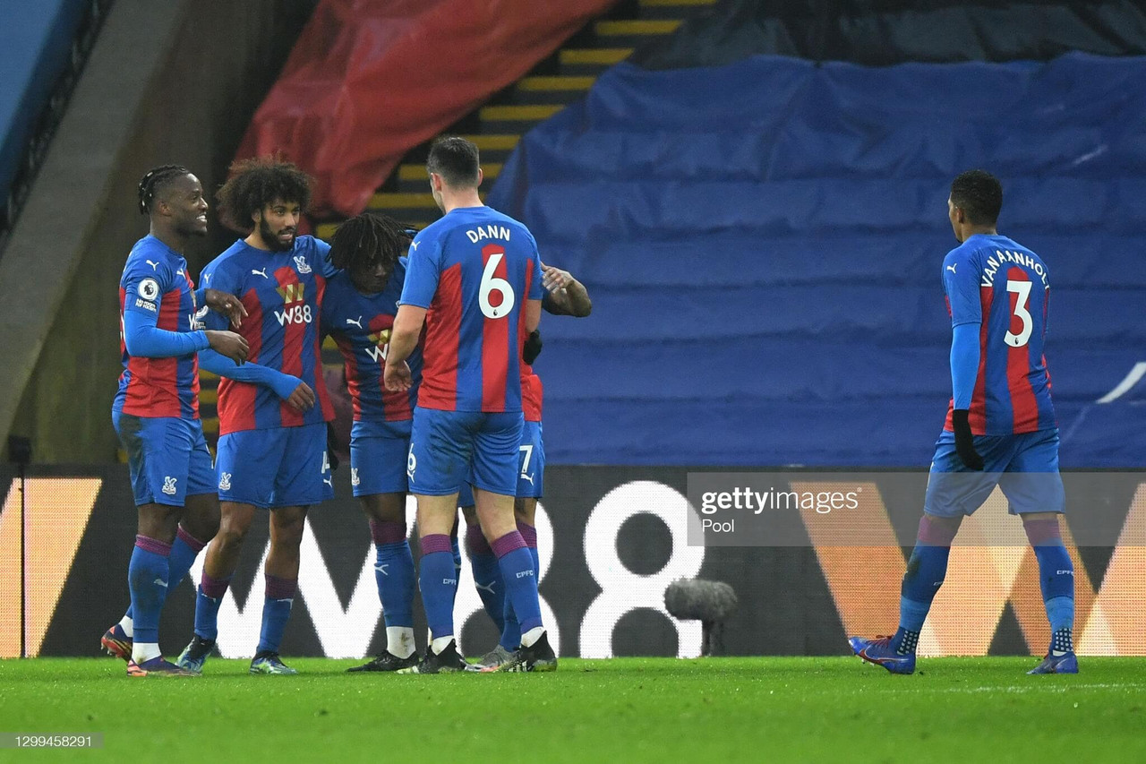 As it happened: Crystal Palace 1-0 Wolverhampton Wanderers