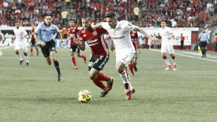 Tijuana 2-0 Toluca: puntuaciones de Toluca en la Jornada 15 de la Liga MX Clausura 2017