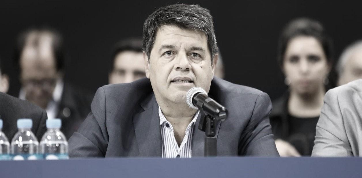 """Rapisarda: """"Queremos que Vélez pelee el campeonato"""""""