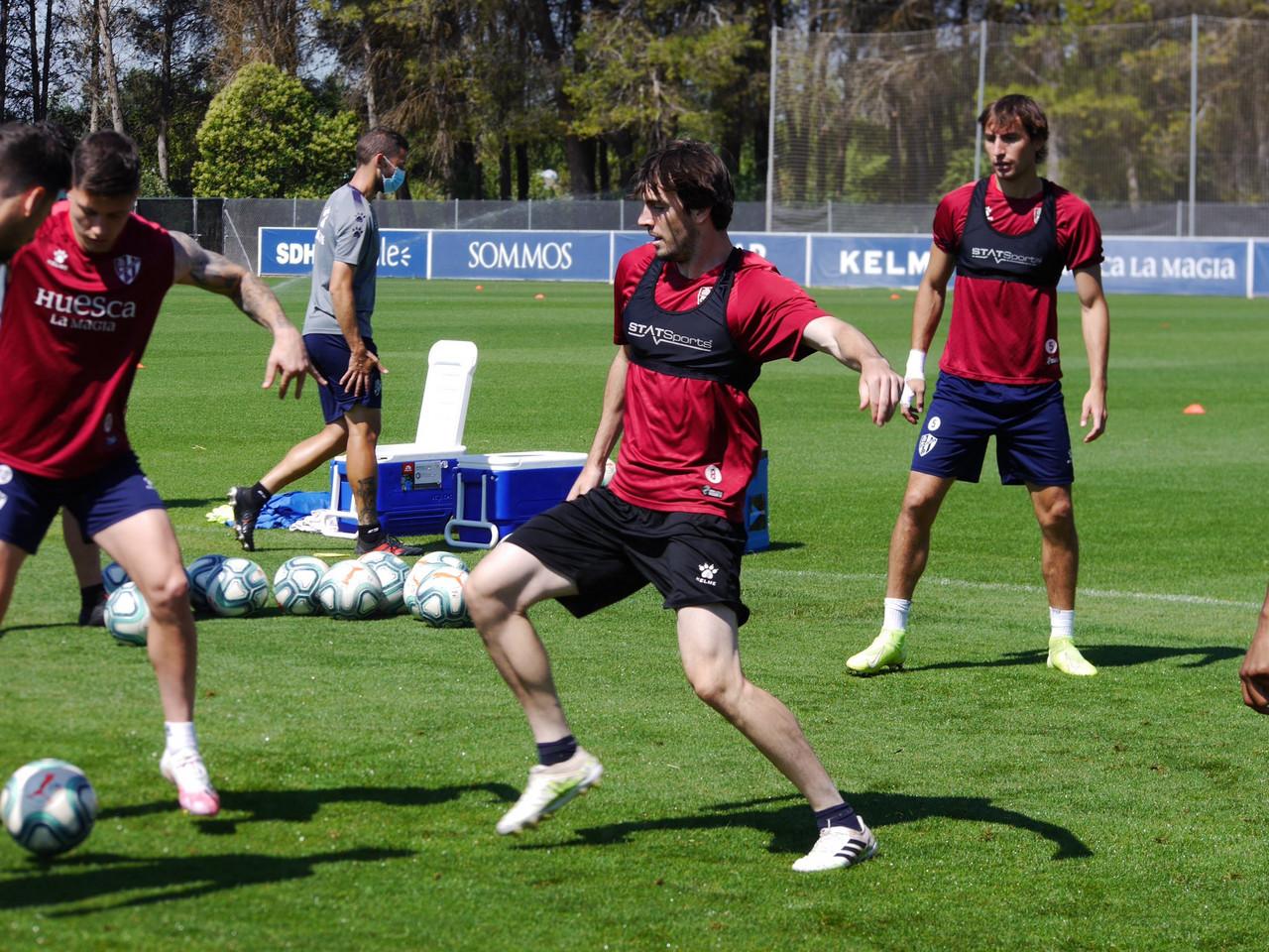 SD Huesca: el próximo rival amarillo es un auténtico león domido