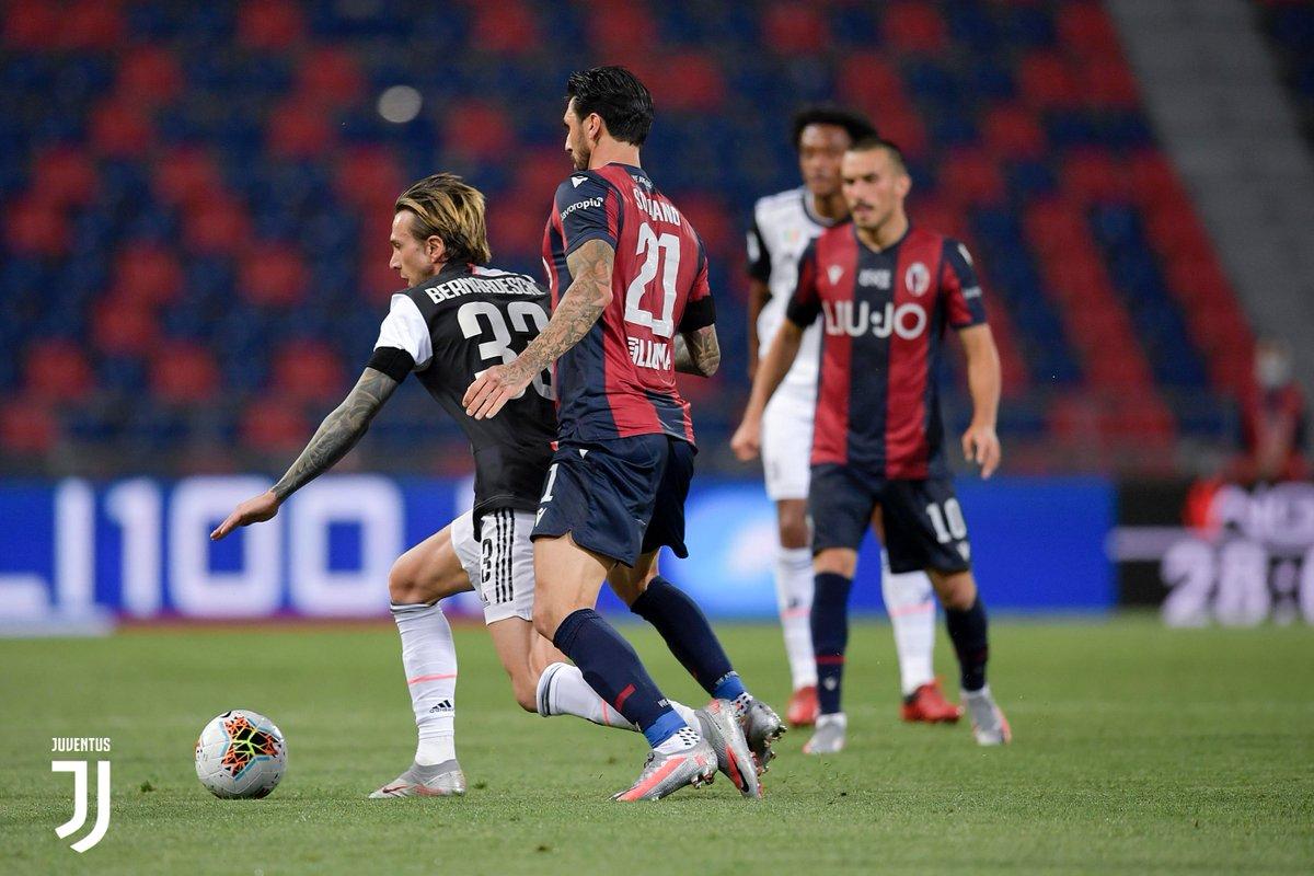 La Juventus ritrova il suo cuore: Bologna battuto 2-0