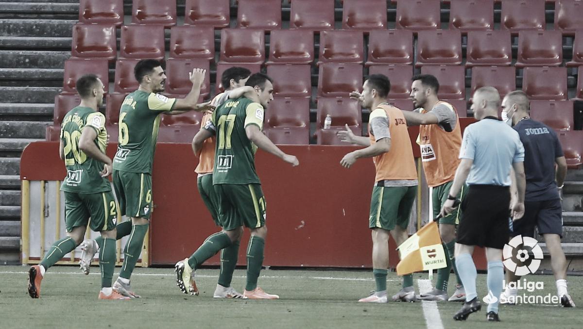Análisis del rival de Osasuna: Los rojillos se enfrentan a un Eibar sin estrella