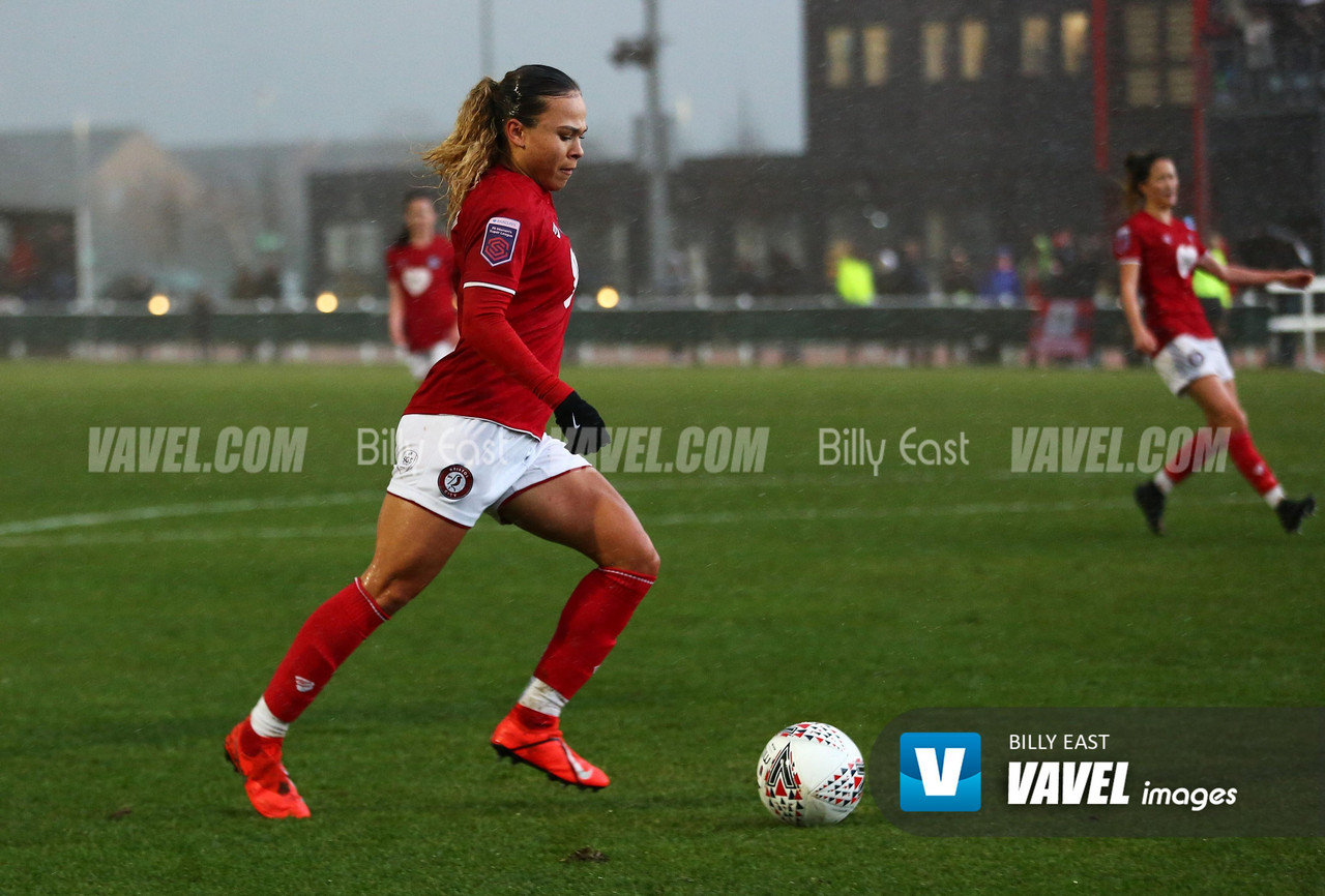 The Warmdown: Bristol City Women 0-1 Liverpool Women
