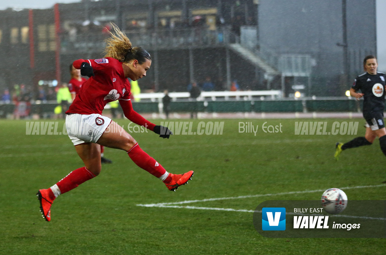 Bristol City 0-1 Liverpool Women: Reds earn crucial victory over Robins