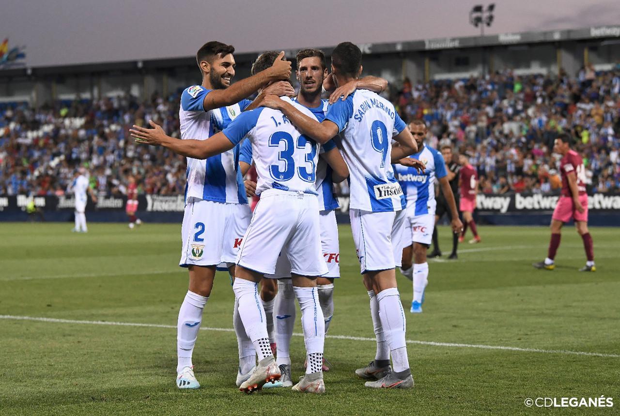 El CD Leganés ya conoce cuándo jugará las cuatro primeras jornadas de Liga