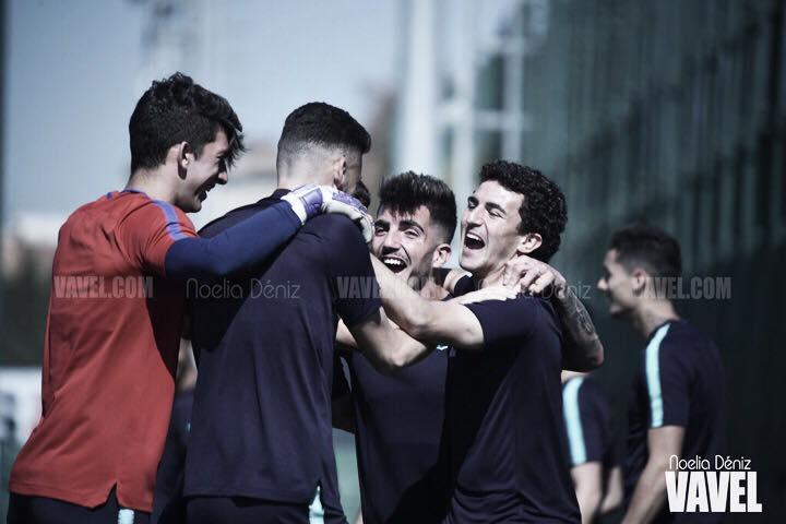 Convocados del FC Barcelona B para enfrentar al CD Ebro