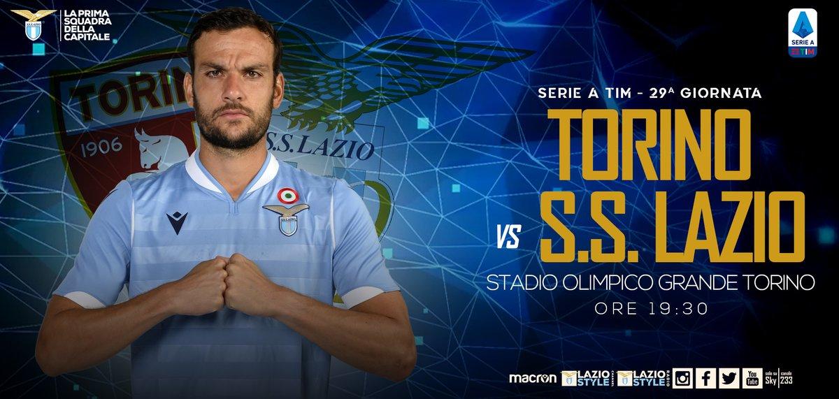 La Lazio batte il Torino ed attende la Juventus