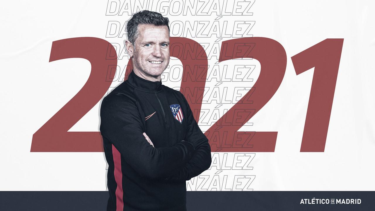 Atlético de Madrid Femenino: renovación de Dani González y Héctor Díaz, nuevo entrenador del B