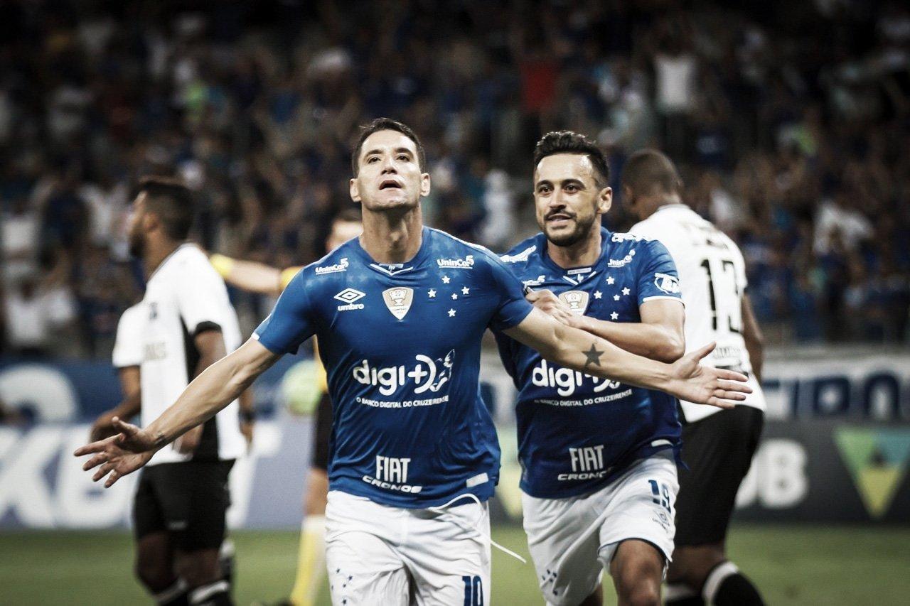 Fábio tem grande noite, pega pênalti e Cruzeiro bate Ceará pelo Brasileiro