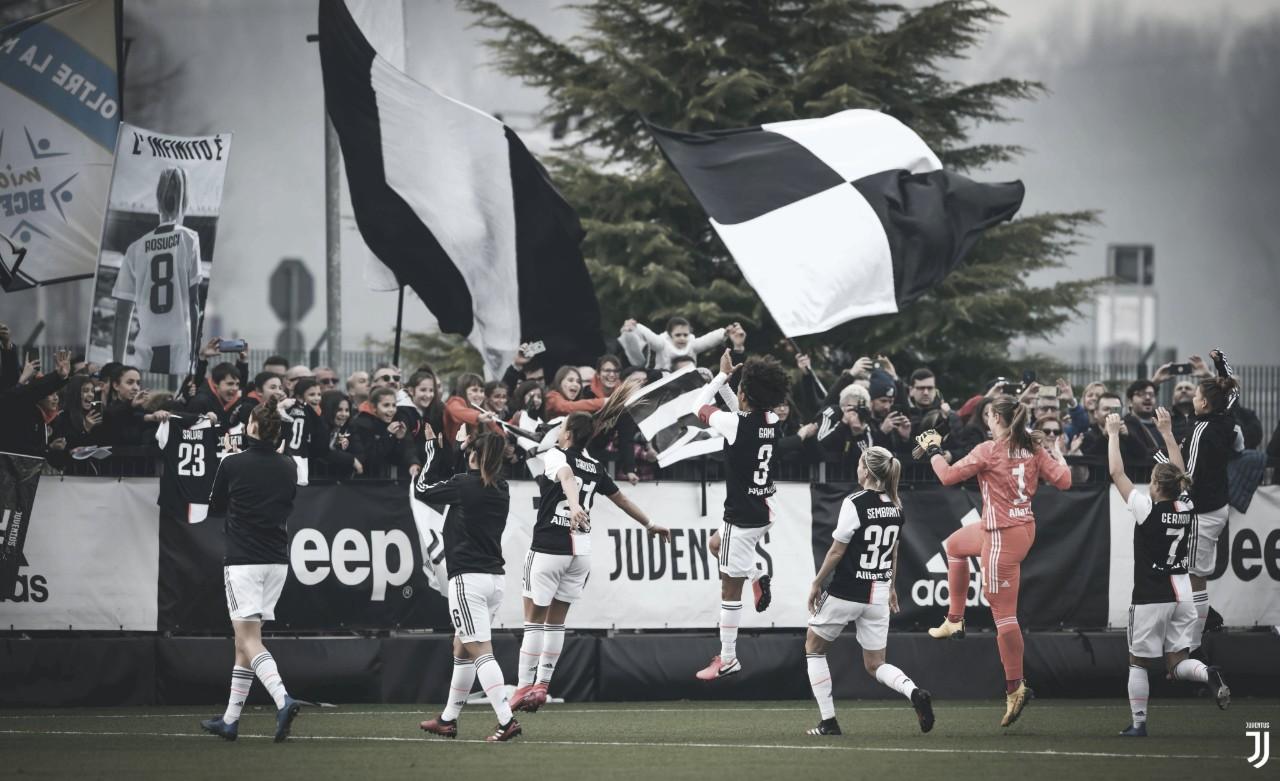 FIGC encerra Serie A feminina por causa da pandemia e declara Juventus campeã