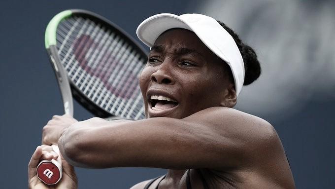 Venus Williams quebra sequência ruim e passa por compatriota Davis em Cincinnati