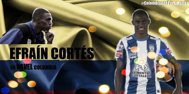"""Entrevista. Efraín Cortés: """"Me adapté muy rápido a la liga mexicana"""""""