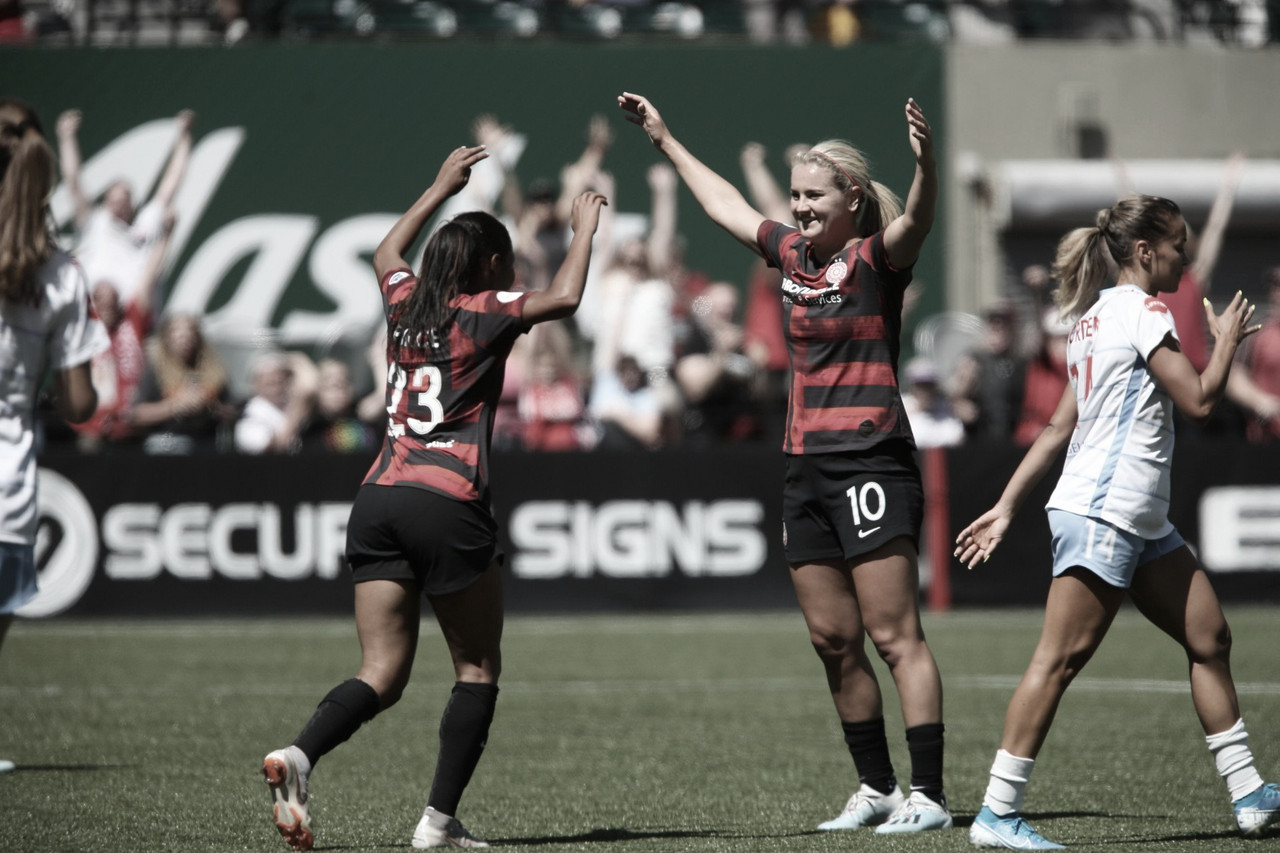 Portland Thorns FC earn big 3-0 win over Chicago Red Stars