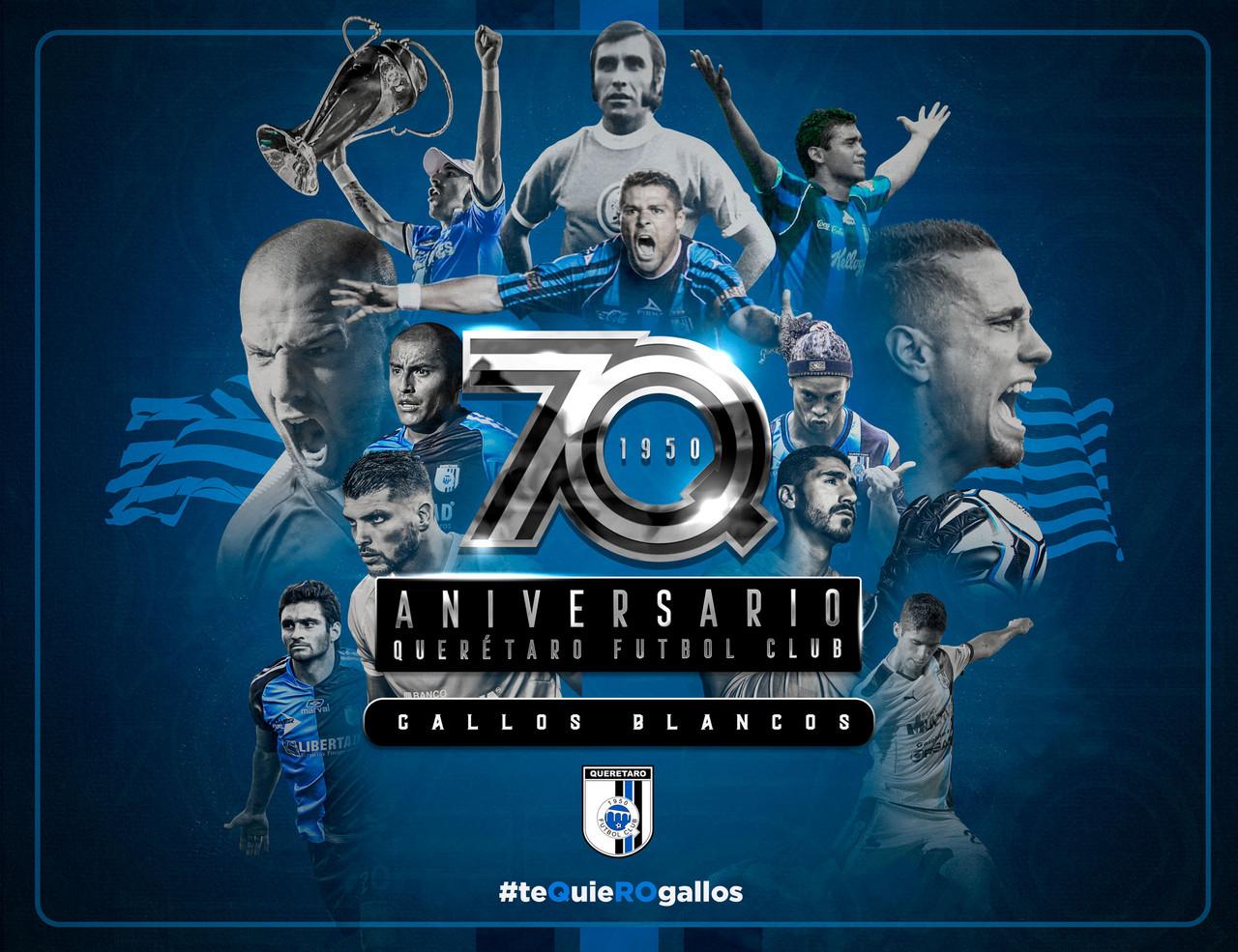 70 años del Club Querétaro