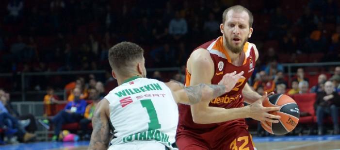 Eurolega, il Galatasaray la spunta col Darussafaka (85-81)