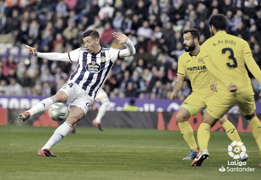 Previa Granada - Real Valladolid: mantener la línea