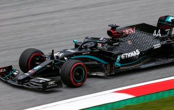 Formula 1, Gran Premio d'Austria, libere 3: Hamilton detta il passo