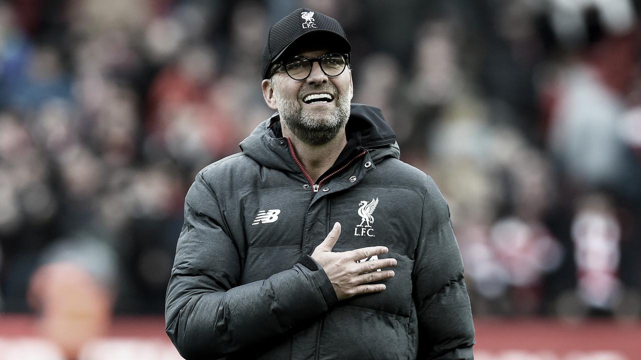 """Jürgen Klopp reprova anulação de pena ao Manchester City: """"Não foi um bom dia ao futebol"""""""
