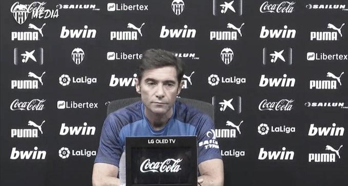 """Marcelino: """"Sin Rodrigo el Valencia no puede aspirar a la Champions"""