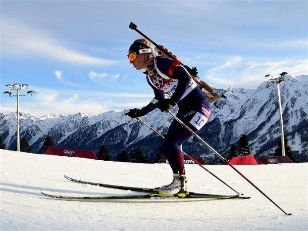 Diretta Biathlon Staffetta femminile, live Sochi 2014