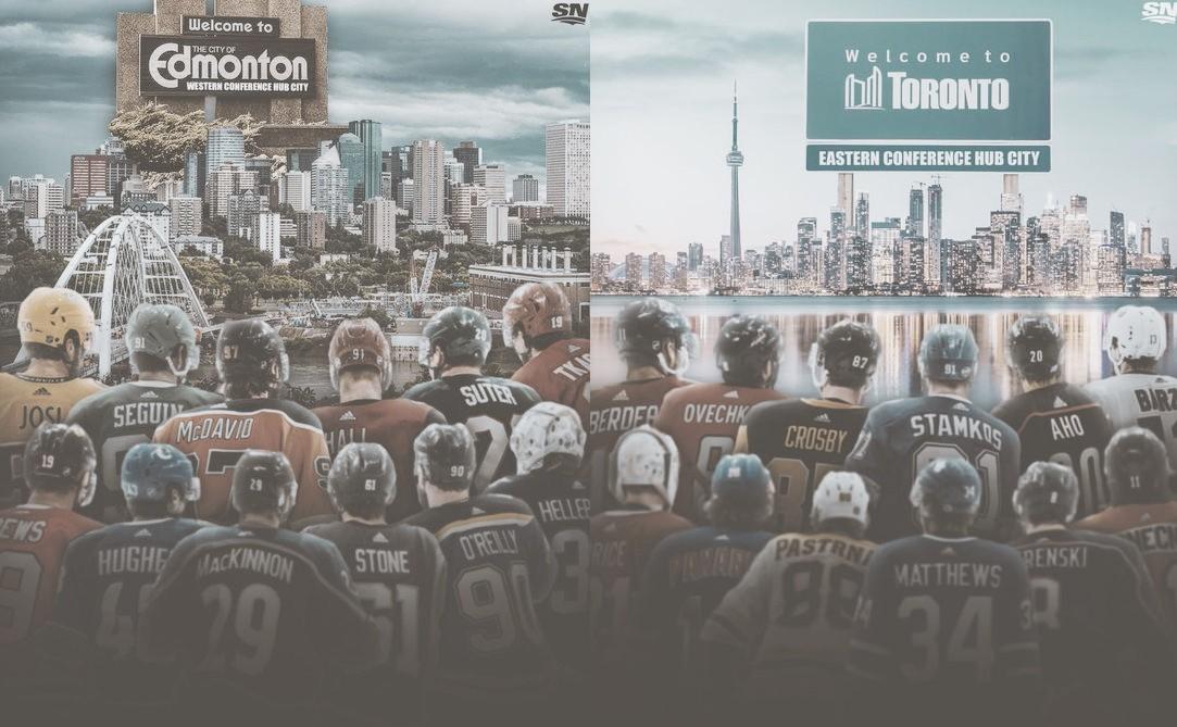 La NHL volverá el 1 de agosto y con sedes en Canadá