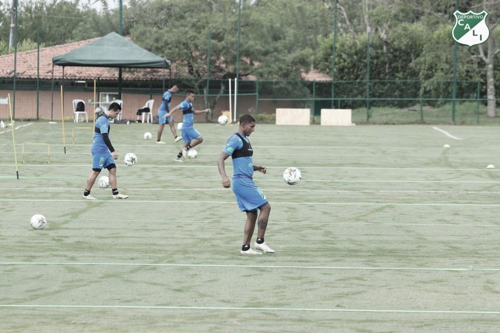 Se acerca el regreso, Deportivo Cali retorna a entrenamientos individuales