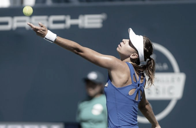 Linette supera Siniakova no Bronx e vai à segunda final WTA da carreira