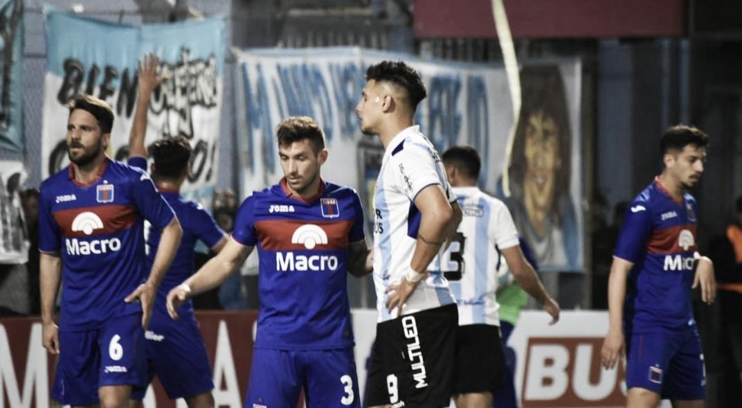 Tigre - Atlético Rafaela: duelo directo por el Reducido