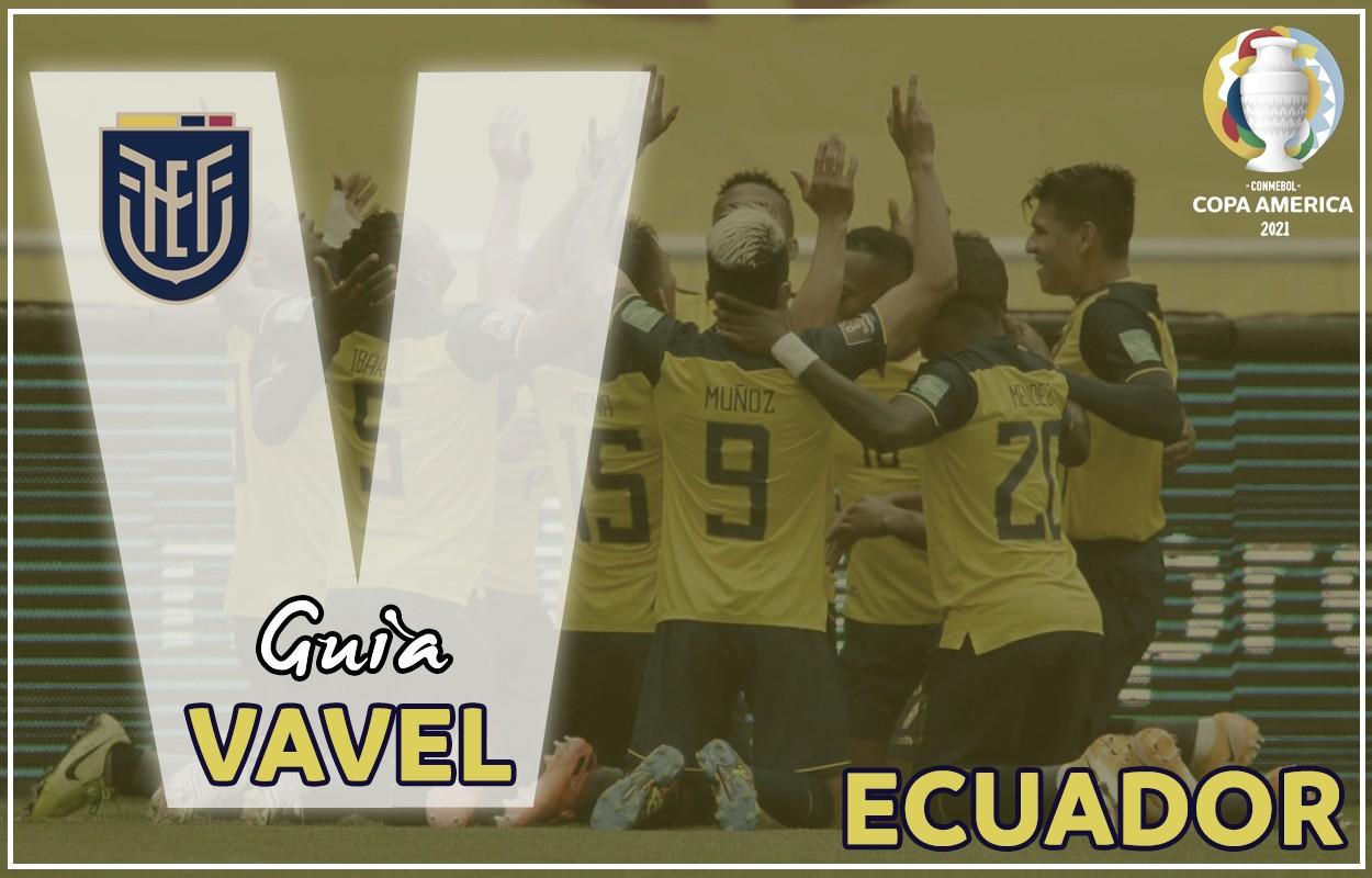 Guía VAVEL, Copa América 2021: Ecuador